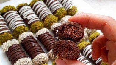 تصویر از طرز تهیه شیرینی شکلاتی ترکیه ای بسیار ساده و خوشمزه
