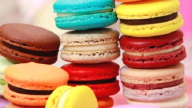تصویر از طرز تهیه شیرینی ماکارون از شیرینی فرانسوی پرطرفدار و مجلسی
