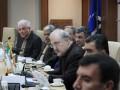 تصویر از قرارگاه کرونا ویروس با حضور وزیر بهداشت تشکیل شد