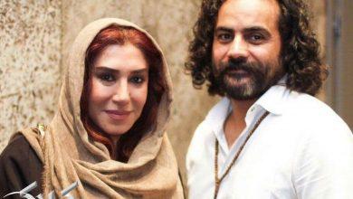 تصویر از ابراهیم اثباتی همسر نسیم ادبی مهمان برنامه دورهمی کیست ؟ + عکس و زندگی شخصی