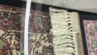 تصویر از خرید کاور ریشه فرش ماشینی و دستباف محافظ ریشه های فرش