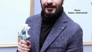 تصویر از عکسهای نوید محمدزاده در اختتامیه جشنواره تئاتر فجر ۳۸