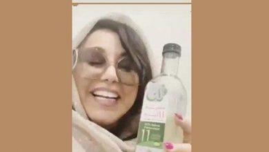 تصویر از شرم کن خانم بهنوش بختیاری! خانم کاسب کرونا! + عکس