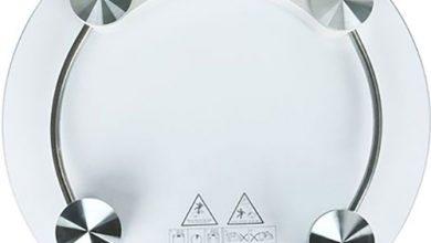 تصویر از خرید ترازوی دیجیتال شیشه ای مخصوص وزن کردن جنس اصل