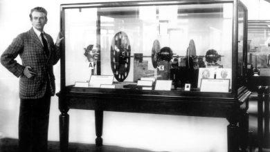 تصویر از تاریخچه ی اختراع تلویزیون – نوفه