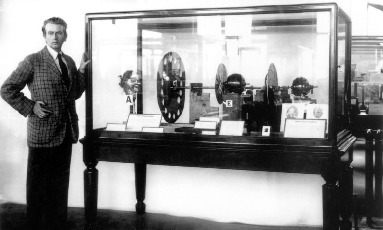 تاریخچه ی اختراع تلویزیون - نوفه