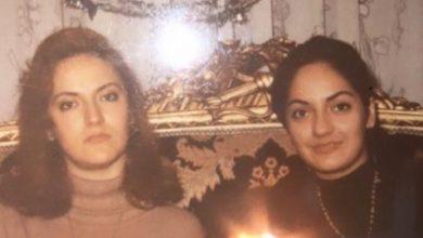 تصویر از مهناز افشار عکس بی حجاب خودش و خواهرش را منتشر کرد! عکس