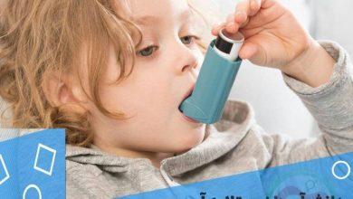 تصویر از آسم در کودکان و هوای سرد جهت کاهش علائم نیاز به مراقبت بیشتر دارد