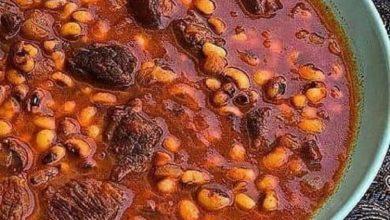 تصویر از طرز تهیه خورش ترشی قورمه اردبیلی غذای سنتی و لذیذ