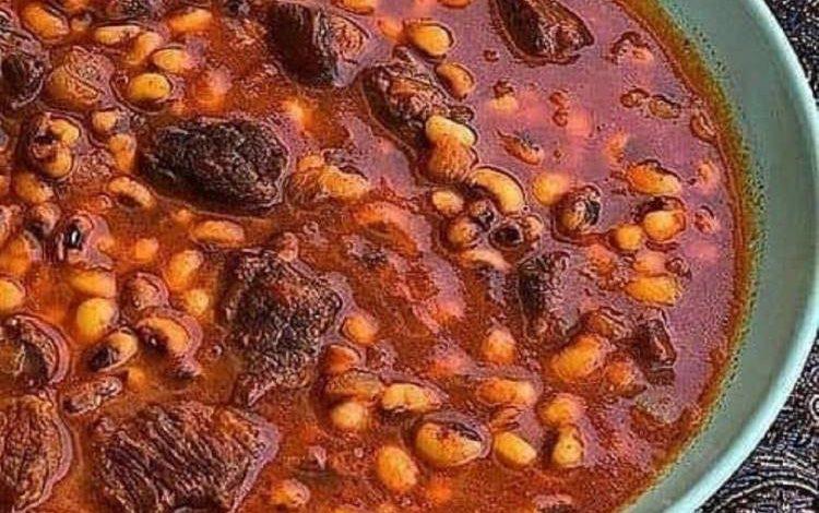 طرز تهیه خورش ترشی قورمه اردبیلی غذای سنتی و لذیذ
