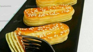 تصویر از طرز تهیه ژله شیرینی زبان طرح ژله بسیار عالی و مجلسی