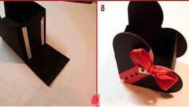 تصویر از آموزش درست کردن جعبه کادوی روز پدر