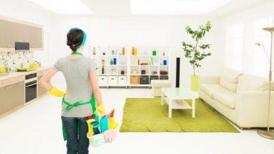 تصویر از چگونه کارهای خانه را سریع انجام دهیم قبل از آمدن مهمان