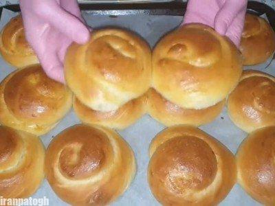 طرز تهیه نان بریوش از نان های شیرین خوشمزه و پرطرفدار