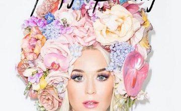 تصویر از متن آهنگ Katy Perry به نام Never Worn White