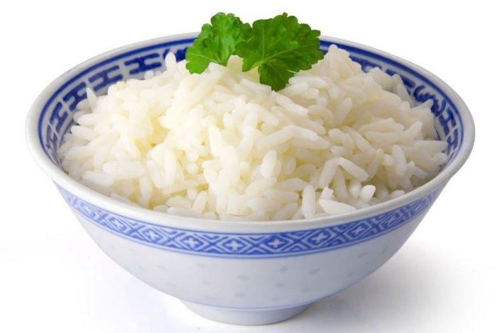 ویتامین های برنج سفید و قهوه ای