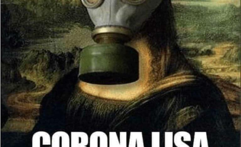 جوک و طنزنوشته های خنده دار در مورد کرونا