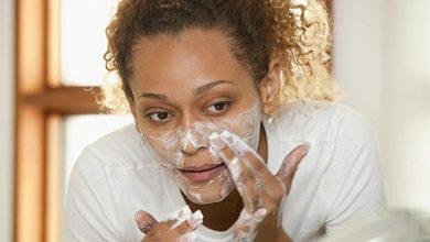 تصویر از راهنمای مراقبت از پوست چرب
