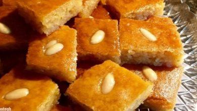 تصویر از طرز تهیه کالو پراما آموزش دسر یونانی بسیار لذیذ و شیرین