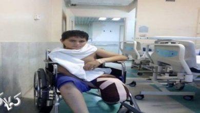 تصویر از ماجرای کودک مدافع سلامت اردستانی که یک پایش را از دست داد + ویدیو صحبت با بیرانوند