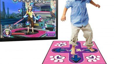 تصویر از خرید گیم پد ایروبیک مدل مستر بازی ورزشی برای کودکان