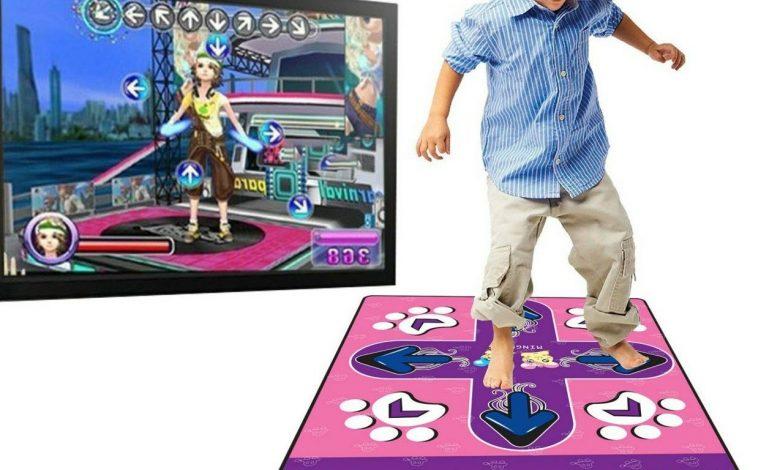خرید گیم پد ایروبیک مدل مستر بازی ورزشی برای کودکان
