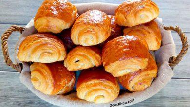 تصویر از دستور پخت شیرینی دانمارکی آسان
