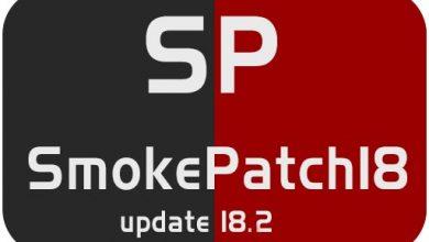 تصویر از دانلود پچ Smoke 18.2 برای PES 2018