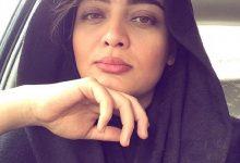 تصویر از بیوگرافی عارفه معماریان بازیگر بی حجاب دختر محمود نقاش