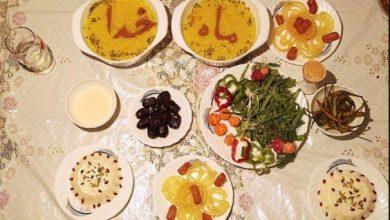 تصویر از تغذیه ی مناسب در ماه مبارک رمضان
