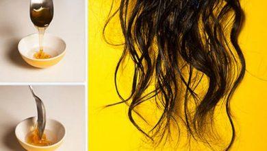 تصویر از تقویت موی سر با روغن نارگیل (طرز تهیه ماسک)