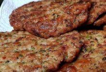تصویر از طرز تهیه کتلت گوشت بسیار لذیذ و خوشمزه در دو روش متفاوت