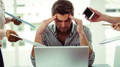 تصویر از استرس چیست، مدیریت استرس – ژاویز
