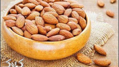 تصویر از از مصرف بادام در رژیم غذایی روزانه خود غافل نشوید