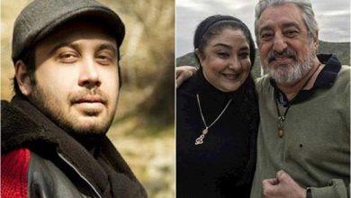 تصویر از ماجرای دعوای شدید و جنجالی محسن چاووشی و مهشید همسر ابی + عکس