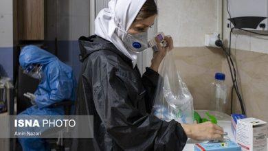 تصویر از زنگ خطر کرونا در بیمارستان رازی اهواز