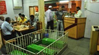 تصویر از افتتاح رستورانی میان قبرستانی مخوف + عکس