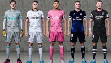 تصویر از کیت Real Madrid Leaked – فصل 2020/21 برای PES 2020