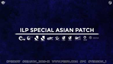 تصویر از اطلاعاتی از پچ ILP SPECIAL ASIAN برای PES 2017