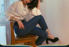 تصویر از بیوگرافی بوچه بوسه کاهرامان خوشگل بازیگر نقش لیلا سیب ممنوعه