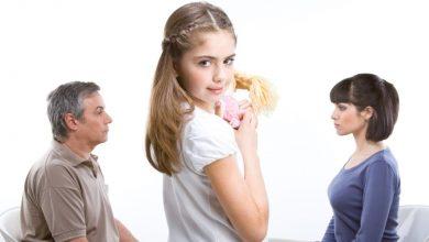 تصویر از احساس گناه درباره سرنوشت فرزندان بعد از طلاق