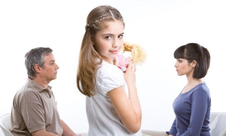 احساس گناه درباره سرنوشت فرزندان بعد از طلاق