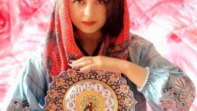 تصویر از بیوگرافی لیلا سعیدی مجری بی حجاب خوشگل تلویزیون با همسرش