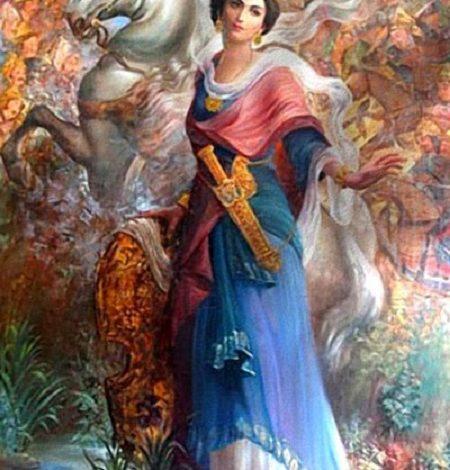 زنان نامدار در شاهنامه فردوسی + عکس