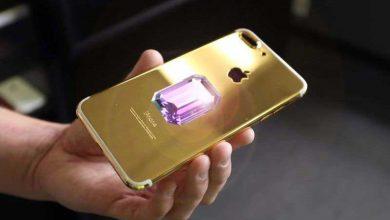 تصویر از گرانترین موبایل های دنیا را بشناسید! 11 گرانقیمت ترین گوشی های جهان