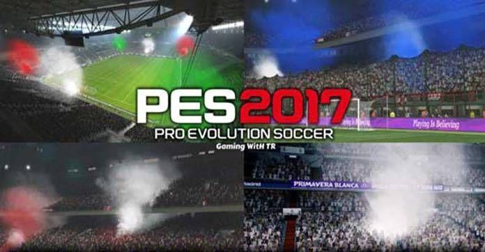 مود Smoke Bomb توسط PES Rmd 48 برای PES 2017