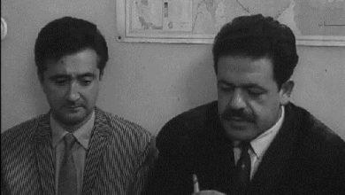 تصویر از عکس محمدعلی کشاورز در اولین حضورش در سینما