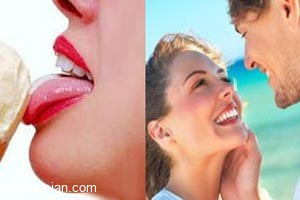 تصویر از پوزیشن های آسان و جذاب رابطه جنسی دهانی + عکس 18+