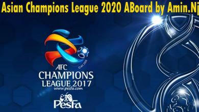 تصویر از ادبورد الکترونیکی لیگ قهرمانان آسیا 2020 توسط Amin.Nj