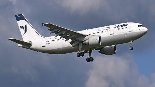 پروازهای خارجی ایران ایر